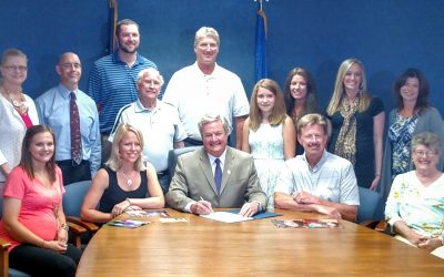 Governor Signs 2nd Annual ND Share the Road Safety Week Proclamation
