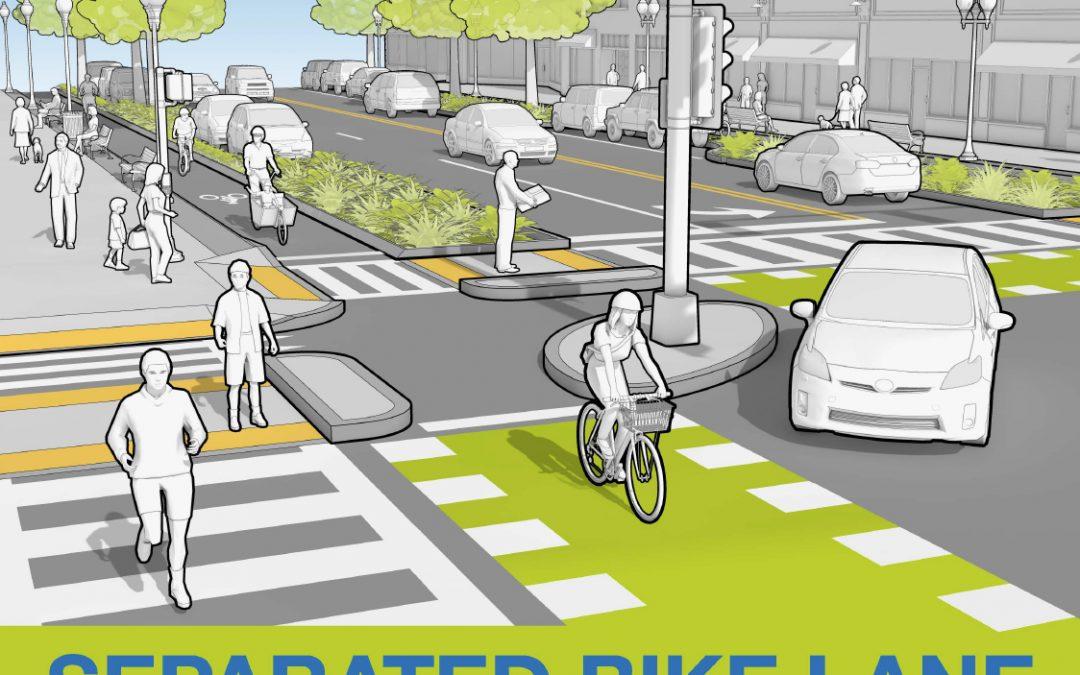 MassDOT Separated Bike Lane Planning and Design Guide