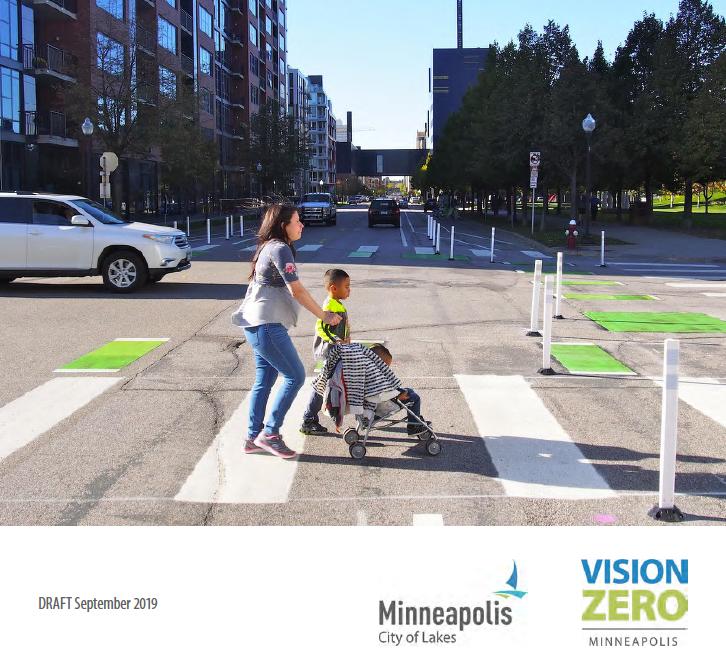 Minneapolis Vision Zero Plan