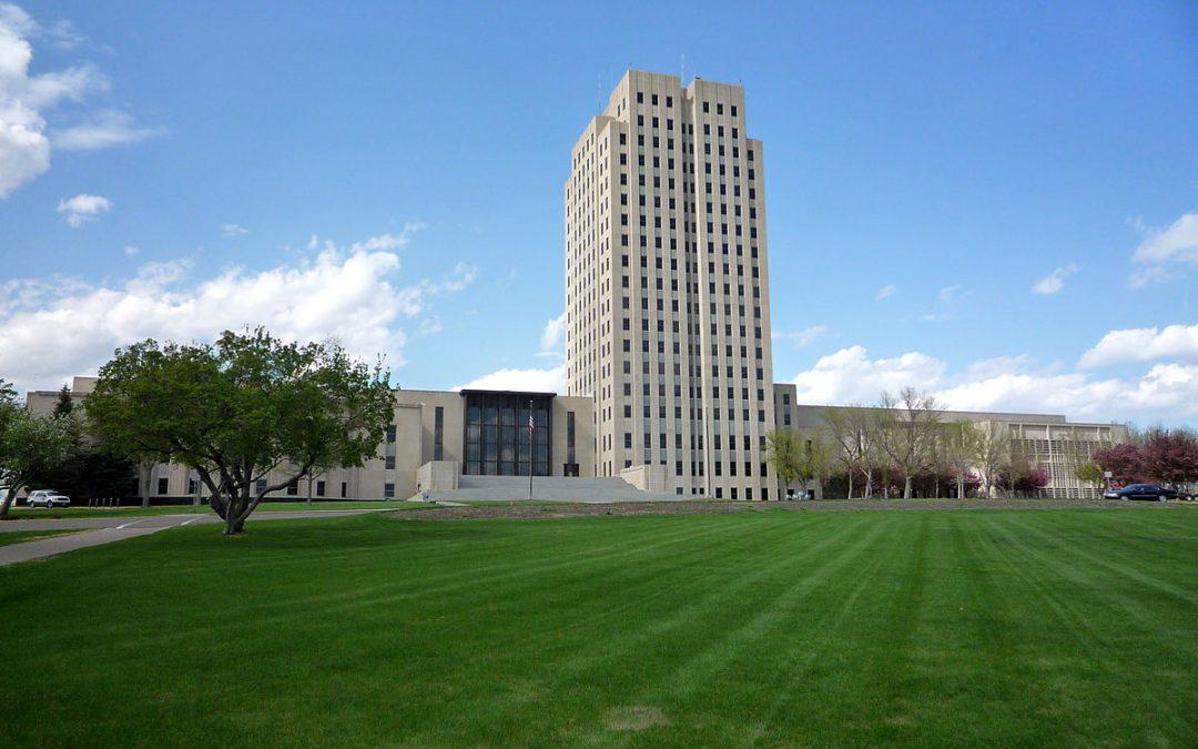 North Dakota Legislative Update #1